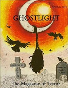 Ghostlight the Magazine The Proposal-